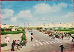 Bredene Aan Zee De Duinen En Ingan Strand Police Politie 1969 - Bredene