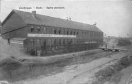 Zee-Brugge Zeebrugge - Ecole - Eglise Provisoire (animatie, 1907) - Zeebrugge