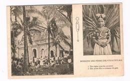 ASIA-1489   CEYLON : Missions Des Oblats : - Sri Lanka (Ceylon)