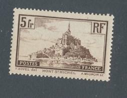 FRANCE - N°YT 260a) NEUF* AVEC CHARNIERE - COTE YT : 27€ - 1929/31 - Ungebraucht