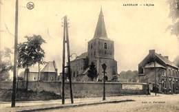 Jandrain - L'Eglise (Edit. J. Fortemps 1922) - Orp-Jauche