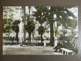 Antique Tarjeta Postal - Peru Perou - La Pila En La Alameda De Los Descalzos - Lima - Polack-Schneider N°112 - Peru