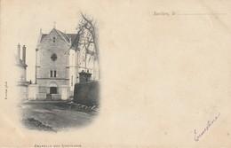 SAULIEU  Chapelle Des Ursulines - Saulieu