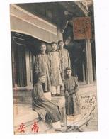 ASIA-1492  ANNAM : Groupe D'Eunuques - Vietnam