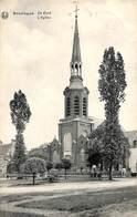 Beeringen Beringen - De Kerk - L'Eglise (animatie, Edit. Vve Rutten, 1922) - Beringen