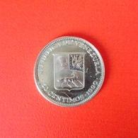 50 Centimos Münze Aus Venezuela Von 1990 (vorzüglich) - Venezuela