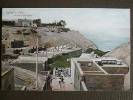 Antique Tarjeta Postal - Peru Perou - Barranco - Bajada à Los Banos - Polack-Schneider Lima N°82 - Pérou