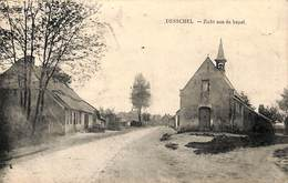 Desschel Dessel - Zicht Aan De Kapel (zeldzaam, Uitg. J Leysen-Vosters 1926, Taxzegel) - Dessel