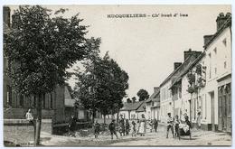 62 : HUCQUELIERS - CH'BOUT D'BAS - France