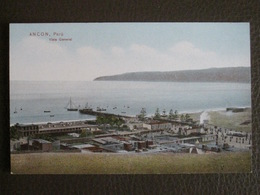 Antique Tarjeta Postal - Peru Perou - Ancon - Vista General - Polack-Schneider Lima N°2223 - Pérou