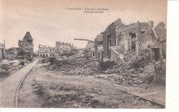 Dixmude (1914-1918) - Rue De La Station - Diksmuide