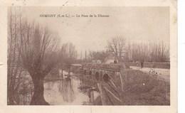 Saône-et-Loire - Demigny - Le Pont De La Dheune - France