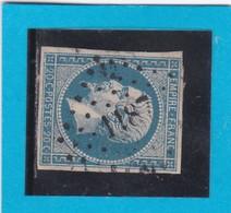 N° 14 A    PC 1187     EPINAL  /  ( 82 )   VOSGES   Planché    - LOT JC - 1853-1860 Napoleon III