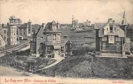 De Haan    Coq Sur Mer    Groep Villa's Villa     I 6125 - Middelkerke