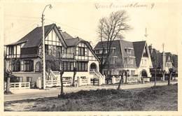 De Haan    Coq Sur Mer    Rembrandtlaan 9 Villa's  Brezza Marina , Les Issambres, La Provençale , Roodkapje     I 6128 - Middelkerke