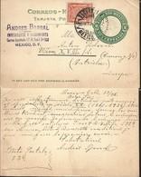 J) 1926 MEXICO, MEDALLION, SECOND PAN AMERICAN POSTAL CONGRESS MEXICO, AZTEC CALENDAR, ANDRES BARRAL, MERCHANT AND COMMI - Mexico