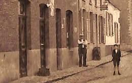 Keerbergen - Dorpstraat - Rue Du Village (animatie, 1925, Stilstand, Brouwerij Zie Zoom ? - Keerbergen