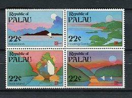Palau 1987. Yvert 170-73 ** MNH. - Palau
