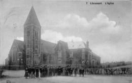 Libramont - L'Eglise (top Animation, Rare, 1912) - Libramont-Chevigny