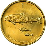 Monnaie, Slovénie, Tolar, 2004, TB+, Nickel-brass, KM:4 - Slovenia