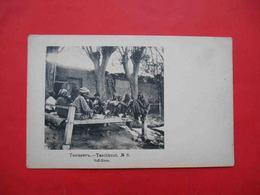 TASHKENT 1910th Chai Khan. Tea, Tea Party. Russian Postcard - Russia