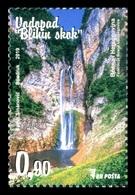 Bosnia And Herzegovina 2019 Mih. 765 Bliha Waterfall MNH ** - Bosnia And Herzegovina