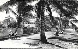 CPA-1955-MADAGASCAR-TAMATAVE-Avenue GALIENI-TBE - Madagascar