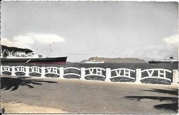 CPA-1955-MADAGASCAR-NOSSI-BE-La RADE-TBE - Madagascar