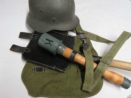 TRES BELLE GRD D'ORIGINE MODELE 24 DATEE 1942 !!! - 1939-45