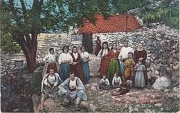 AK Maison D' Un Paysan Monténégris кућа Црногорац Montenegro Crna Gora Црна Гора Serbien Serbia Serbie Srbija - Montenegro
