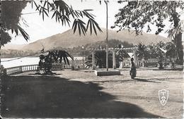 CPA-1955-MADAGASCAR-NOSSI-BE-PLACE De La MAIRIE-TBE - Madagascar
