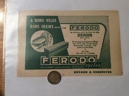 Buvard «FERODOcycles - Patin De Frein De Vélo» - Transports
