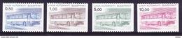Finland, Postzegels Voor Autobuspost 1981 Nr 14/17 **, Zeer Mooi Lot Krt 3561 - Timbres