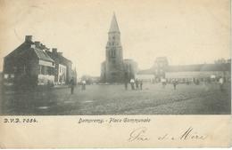 DAMPREMY : Place Communale - D.V.D.7054 - Charleroi