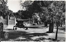CPA-1955-MADAGASCAR-NOSSI-BE-ENTREE RESIDENCE-TBE - Madagascar