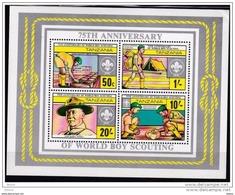 Tanzania Blok Nr 28 **, Zeer Mooi Lot Krt 3662 - Collections (sans Albums)