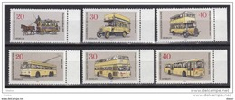 Duitsland Berlin Autobussen **, Zeer Mooi Lot Krt 3664 - Timbres