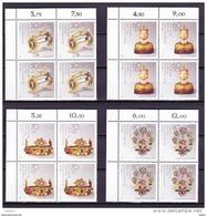 Duitsland West 1988 Nr 1215/18 **, Zeer Mooi Lot 3691 - Collections (sans Albums)