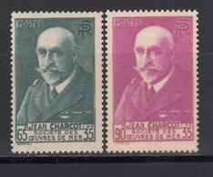 1938-39  Yvert Nº 377 / 377A    MNH - Francia