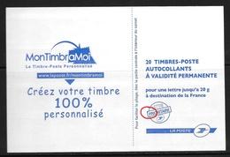 Beaujard Yv 4197 C7a Pho Ec Variété Couverture - Carnets