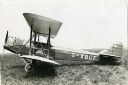 Australie Aviation Avro Avian Southern Cross Junior Kingsford Smith Ancienne Photo 1930 - Aviación