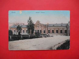 Valka Latvia 1907 Railway Station. Russian Postcard - Latvia