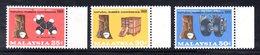 APR1232 - MALAYSIA MALESIA 1968 , Serie Yvert N. 53/55  ***  MNH  (2380A) - Malaysia (1964-...)