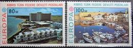 EUROPA            Année 1977         TURQUIE (adm Chypre)          N° 32/33           NEUF** - Europa-CEPT
