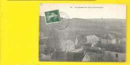 VALLANGOUJARD Vue Générale (Fleck) Val D'Oise (95) - Francia
