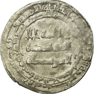 Monnaie, Abbasid Caliphate, Al-Radi, Dirham, Madinat Al-Salam, TB+, Argent - Islamiques