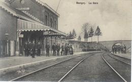 BOVIGNY : La Gare. - Gouvy