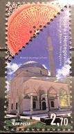 Bosnia And Herzegovina, 2019, Mosque Aladza In Foca (MNH) - Bosnia And Herzegovina