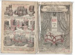 Grands Magasins Des Nouvelles Galeries. Catalogue Ancien, Non Daté. 32 Pages. Etat Moyen. Salissures. - Vieux Papiers
