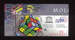 Moldova 2019 UNESCO  Year Of The Periodic Table Of Chemical Elements 1v**MNH - Moldova